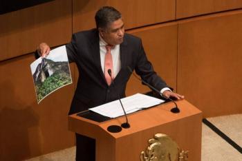 Expanista renuncia a candidatura de Morena por alcaldía de Monterrey