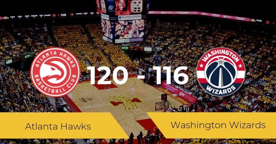 Trae Young lleva a los Hawks a playoffs al vencer a los Wizards