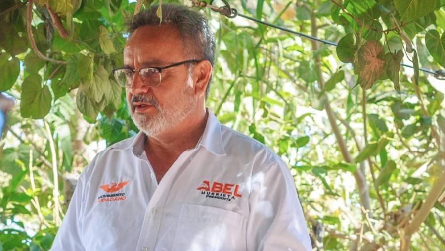 Fallece Abel Murrieta candidato a alcalde en Cajame