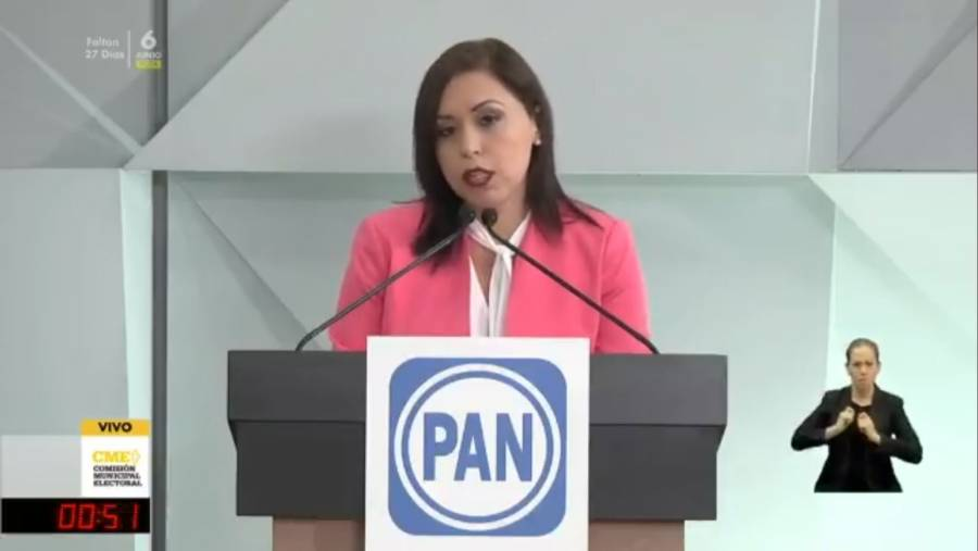Yolanda Cantú, candidata del PAN se vuelve tendencia tras compararse con el Dr. Who