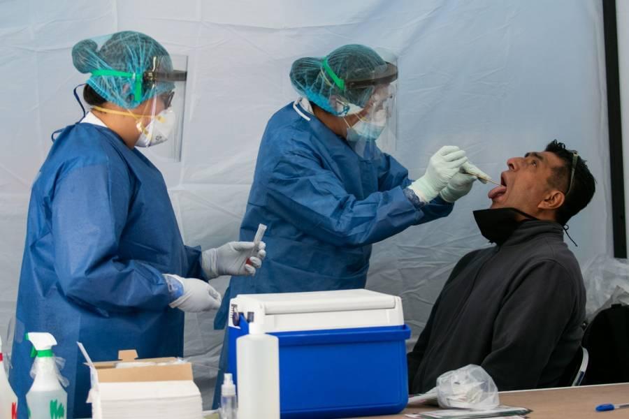 Tlaxcala reporta 5 casos positivos de Covid-19 y 2 defunciones