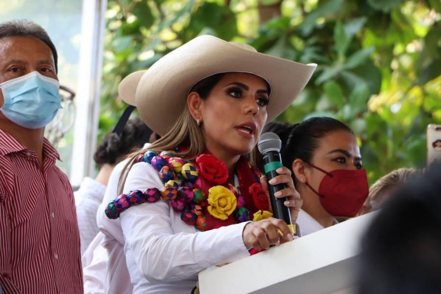 Por este motivo, Evelyn Salgado no estará presente en debate por la gubernatura de Guerrero