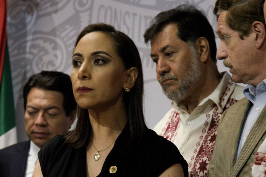 Va Adriana Dávila por dirigencia nacional del PAN