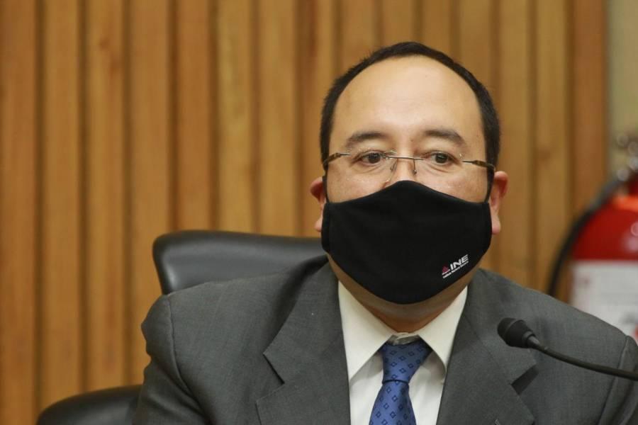 No es delito repartir tarjetas sin dinero, indica Ciro Murayama
