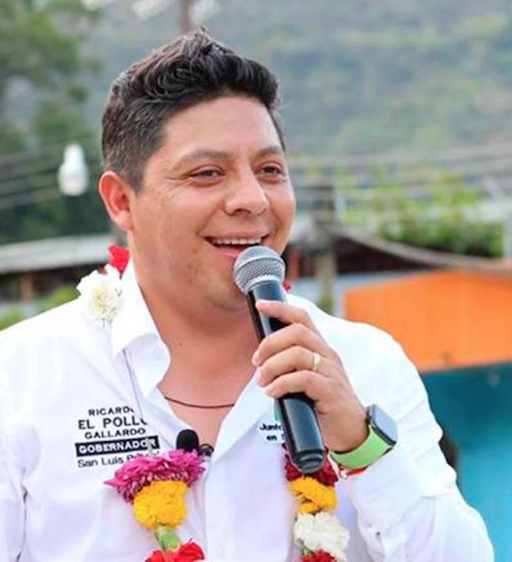 Carlos Puente Salas reconoce a Ricardo Gallardo como la mejor opción para SLP