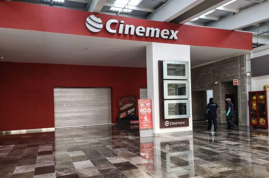 """Con el estreno de """"Cruella"""", reabrirá Cinemex sus salas"""