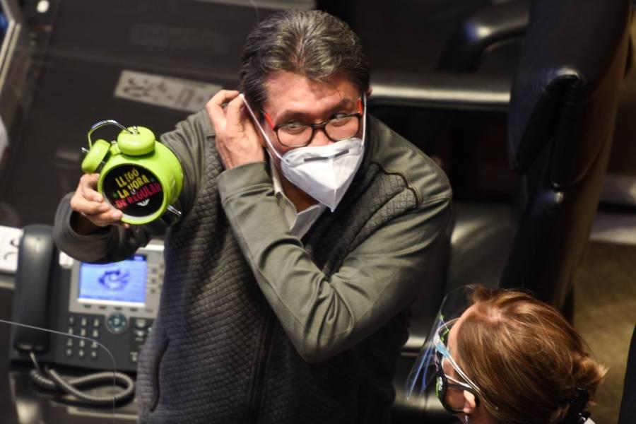 Pide Monreal a consejeros del INE no ser Ministerio Público