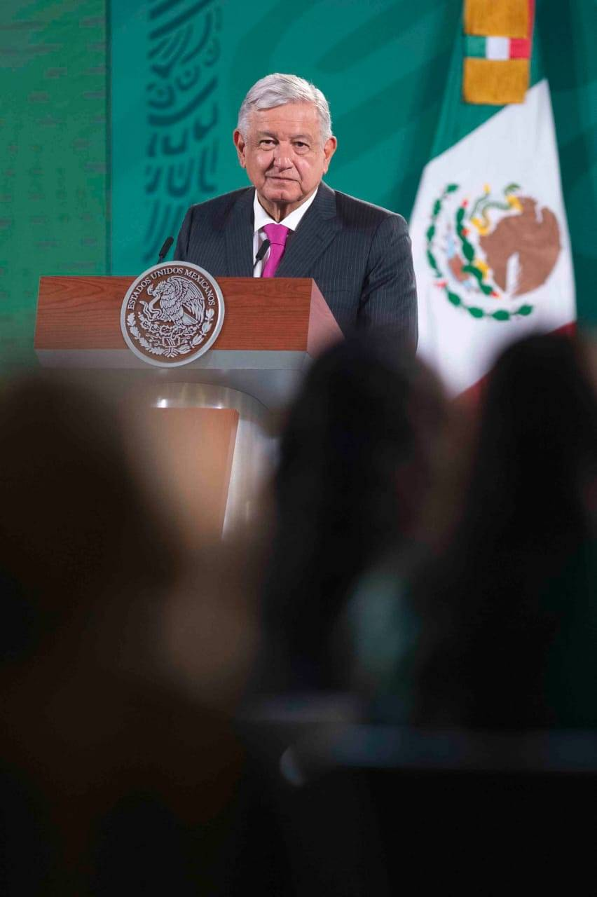 """""""Nada que ocultar"""" dice AMLO respecto a denuncia en su contra ante la OEA"""