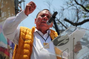 PRD denuncia penalmente a López Obrador por delitos electorales