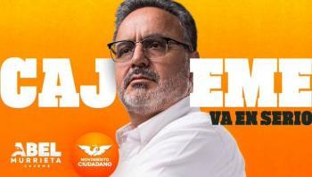 Movimiento Ciudadano responsabiliza a AMLO de asesinato de Abel Murrieta
