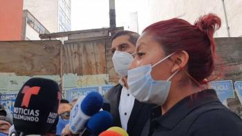 Madre de Brandon denunciará por negligencia a los mandatarios capitalinos