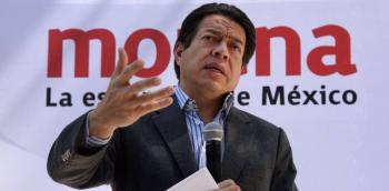 Renuncia de candidato a la alcaldía de Monterrey, por falta de convicción y principios: Mario Delgado