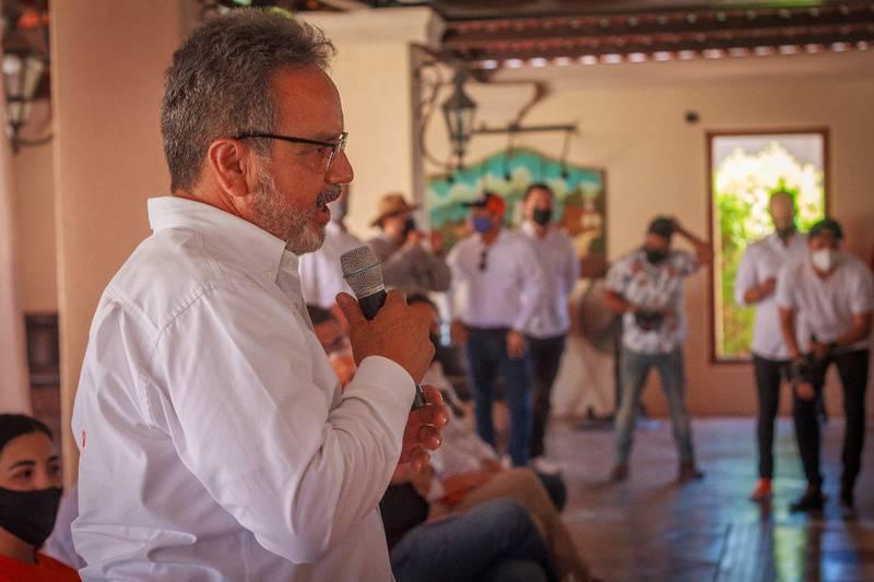 Asesinan en Sonora a Abel Murrieta, candidato de MC a Cajeme