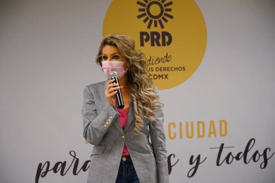 No permitiremos la persecusión política ni la judicialización del Proceso Electoral: PRD CDMX