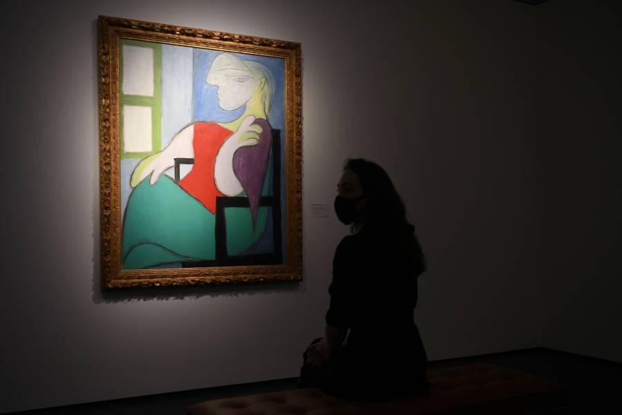 Venden obra de Picasso en 103 millones de dólares