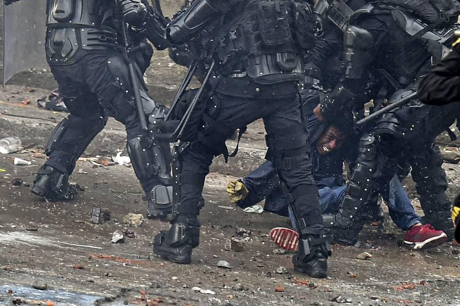 Manifestaciones en Colombia: menor se suicida tras presunta agresión policial