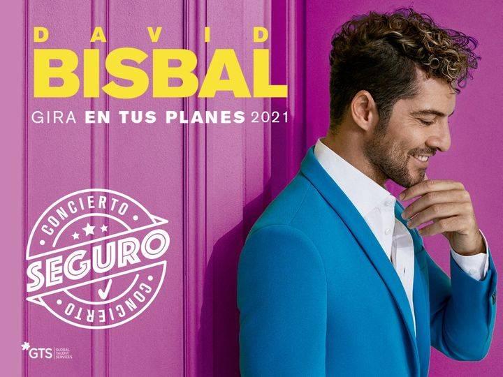 Cancela David Bisbal fechas en Valencia y Madrid; mantiene gira por EUA