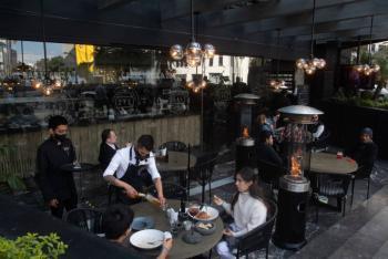 En la CDMX se actualizan los horarios de atención en restaurantes y lugares de entretenimiento