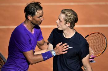 Rafael Nadal se venga de Alexander Zverev y avanza a semifinales de Roma