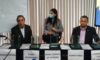 Anuncia Coparmex orden de participación para el Debate Ciudadano en San Luis Potosí
