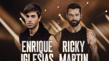 Confirman Ricky Martin y Enrique Iglesias gira por EUA y Canadá