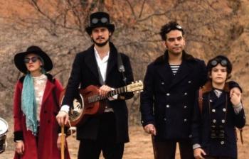 """Banda colombiana Burning Caravan estrenará """"Mas allá del mundo"""""""