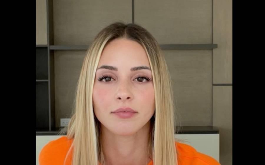 """Mariana Rodríguez, esposa de Samuel García, acusa a Morena de tratarla como """"una cosa"""""""