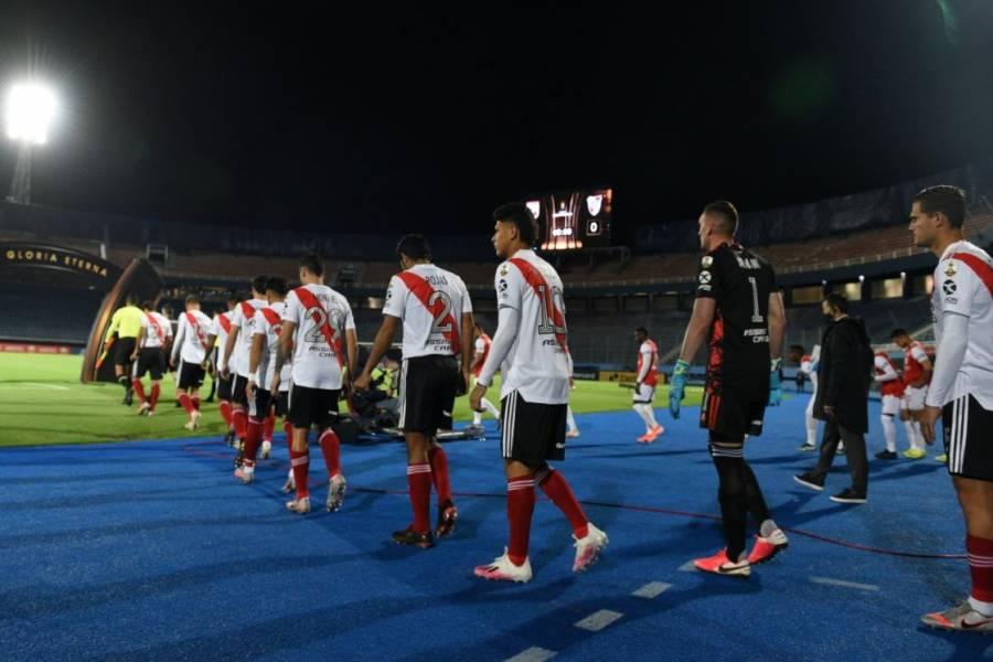 El River Plate sufrirá 10 bajas por Covid-19