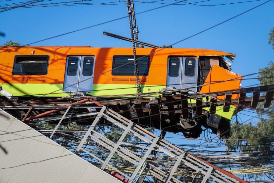 SOBSE reportó la conclusión de la revisión en el túnel de la Línea 12 del Metro