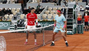 Djokovic y Nadal en la final de Roma a dos semanas de Roland Garros