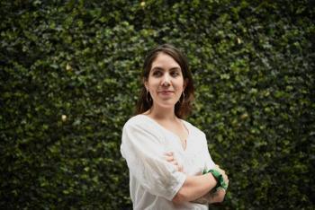 Bita Aranda, candidata por MC a Concejal en Miguel Hidalgo, presentó su agenda