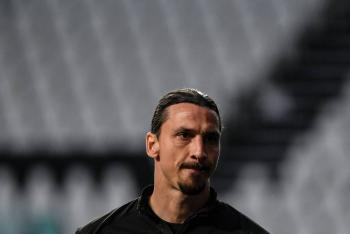 Lesión en la rodilla, deja sin Eurocopa a Zlatan Ibrahimovic