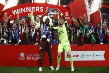 Leicester City vence al Chelsea y consigue la primera FA Cup de su historia
