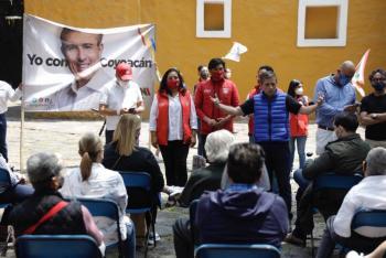 Giovani Gutiérrez: 168 propuestas integran mi plataforma electoral