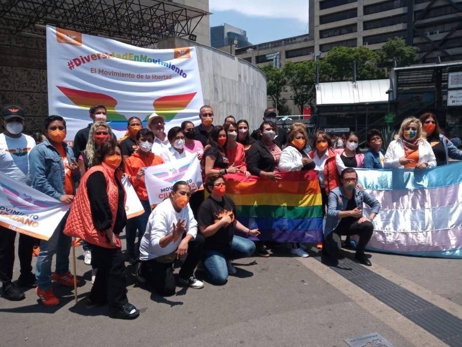 Movimiento Ciudadano: Promovemos justicia social para la comunidad LGBT+