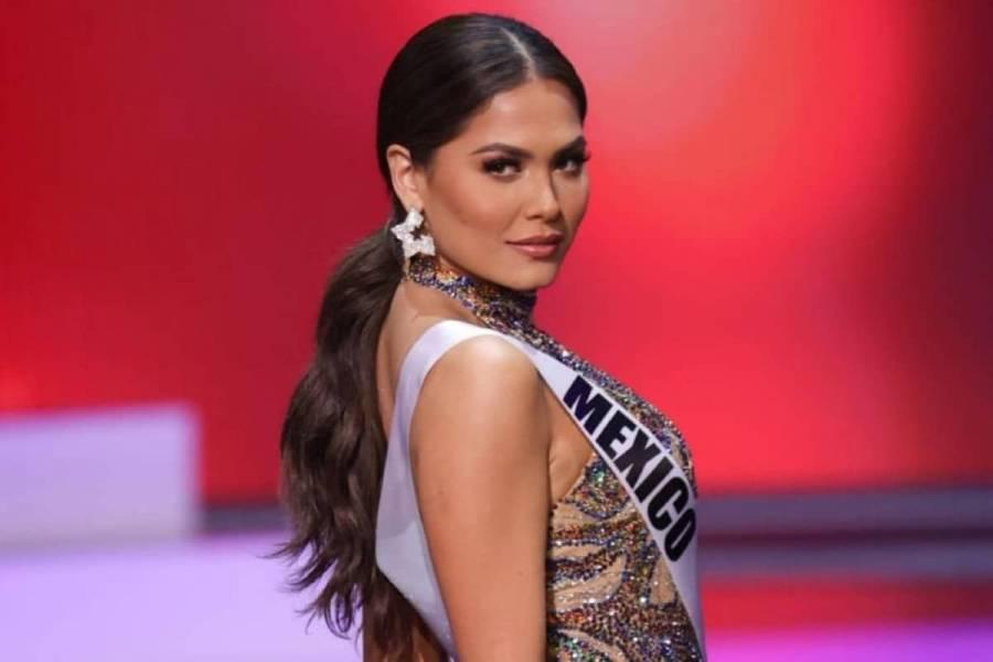 La mexicana Andrea Meza se corona Miss Universo 2021