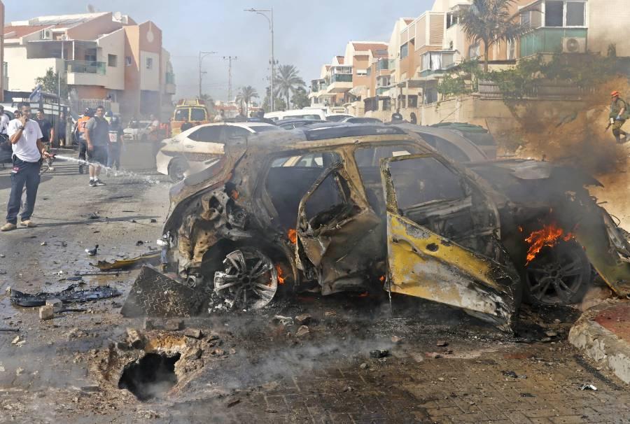 Bombardeos israelíes matan a 40 palestinos en Gaza