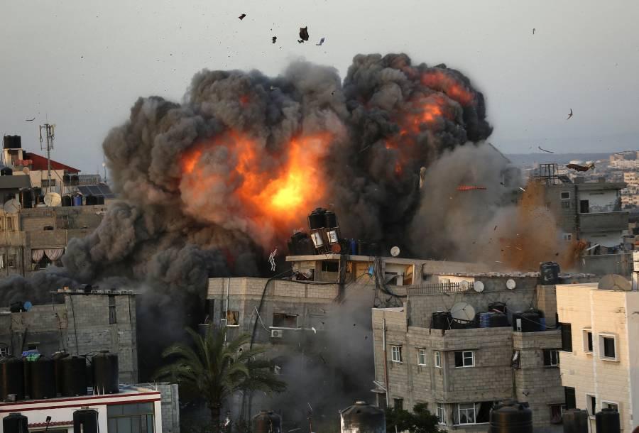 Exige AP investigación independiente sobre ataque  a sus oficinas en Gaza
