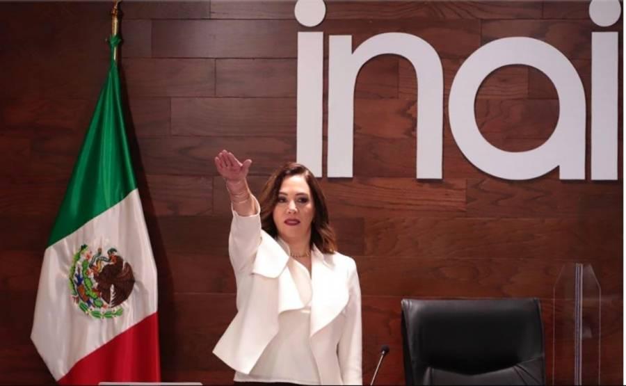 Nombran a Blanca Lilia Ibarra Cadena presidenta de la Red de Transparencia y Acceso a la Información (RTA)