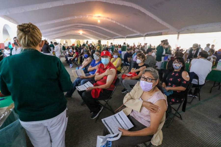 En México se registran 220 mil 433 fallecimientos por Covid-19