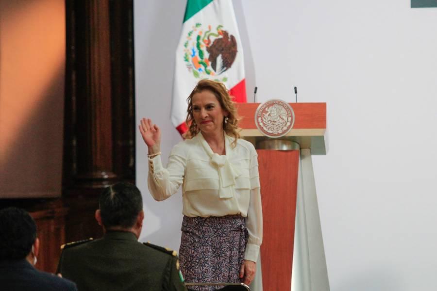 Urgente el regreso a clases presenciales: Beatriz Gutiérrez Müller