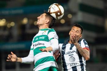 Santos vence a Rayados; avanza a semifinales