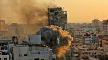 México condena la violencia entre Israel y Palestina