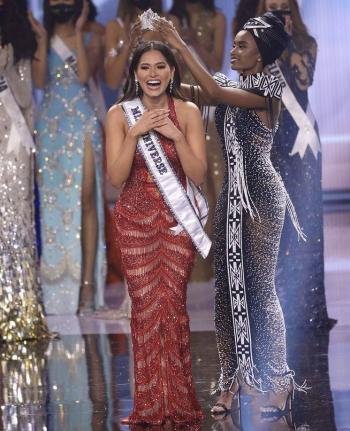 Andrea Meza, Miss Universo 2021