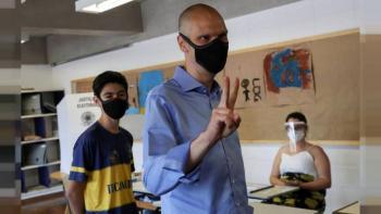 Por cáncer, fallece a los 41 años el alcalde de Sao Paulo