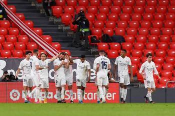Atlético de Madrid y Real Madrid ganan; LaLiga se definirá el próximo fin de semana