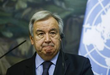 Urge ONU detener conflicto en Gaza