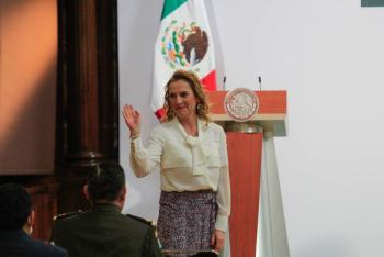 Urgente el regreso a clases presenciales: Beatriz Gutiérrez Muller