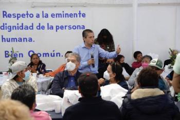 Abandono, descuido e ineptitud, en el gobierno actual de Coyoacán, Indica Giovani Gutierrez