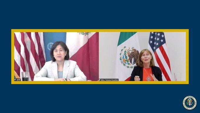 Pide EEUU al gobierno de México respetar inversiones en sector energético